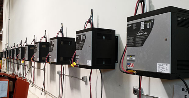 Stangco Helps You Design A Safe And Efficient System Of Deep Cycle Battery Charging Stations